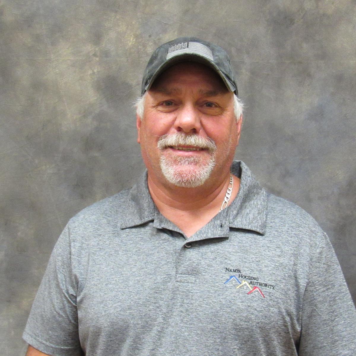 Derick Volpei-Maintenance Technician