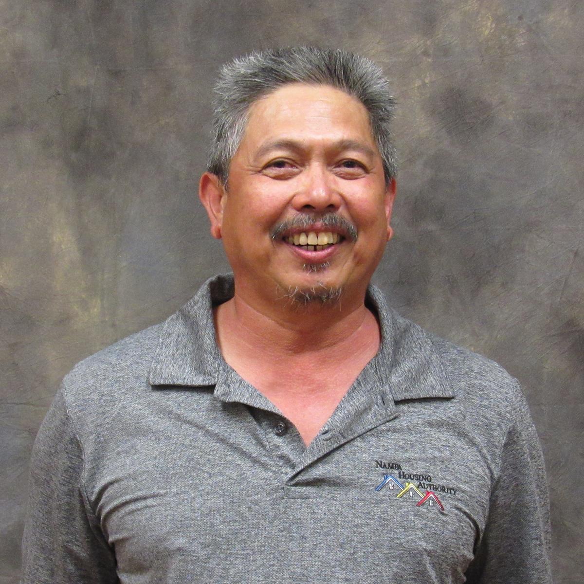 Vincent Amoguis, Maintenance Technician